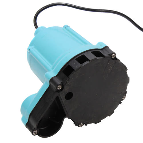 9EN-CIM 4/10 HP, 80 GPM - Manual Submersible Sump Effluent Pump, 20' power cord