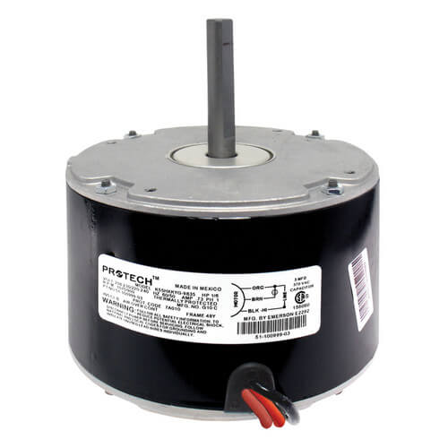 51 100999 03 5 rheem blower motors, rheem fan motors, blower motors supplyhouse com  at gsmportal.co