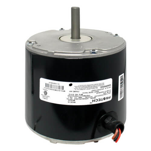51 102500 04 6 rheem blower motors, rheem fan motors, blower motors supplyhouse com  at bayanpartner.co