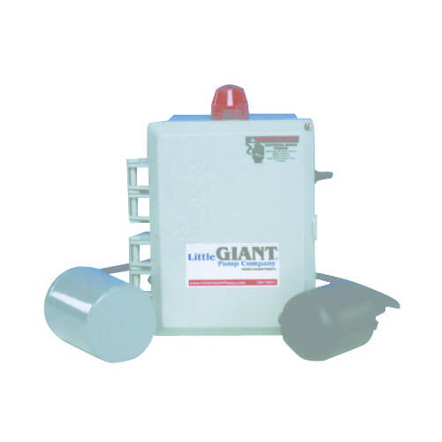 513257 Little Giant 513257 Single Phase Simplex Alarm System – Little Giant Pumps Wiring Diagram