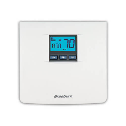 7 Day Programmable Thermostat (3 Heat/2 Cool) - Premier Series