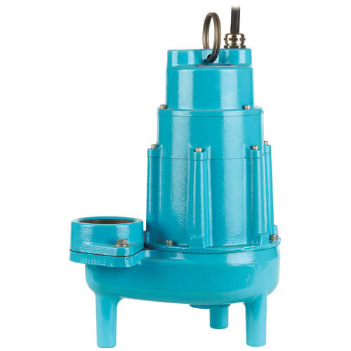 520100 little giant 520100 20s cim 2 hp 205 gpm 230v 20s cim 2 hp 205 gpm 230v manual submersible sewage ejector pump