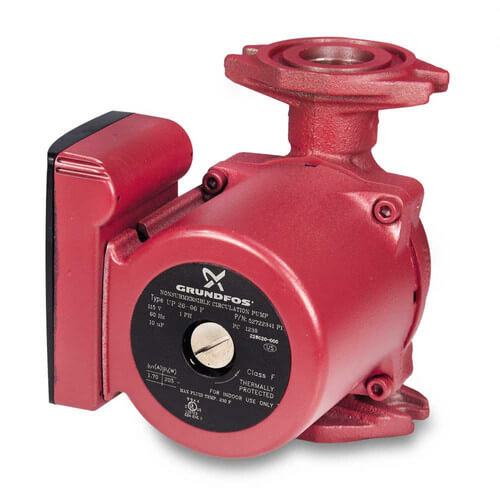 UP26-96F, Circulator Pump, 1/12 HP, 115 volt