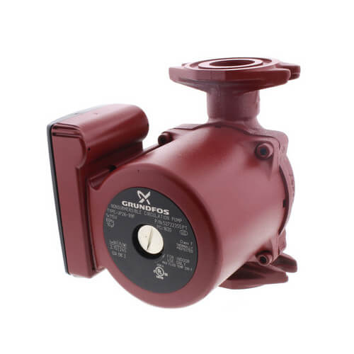 UPS15-58FC, 3-Speed Circulator Pump, 1/25 HP, 115 volt