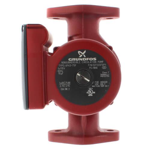 UP43-75F, Circulator Pump, 1/6 HP, 115 volt Product Image