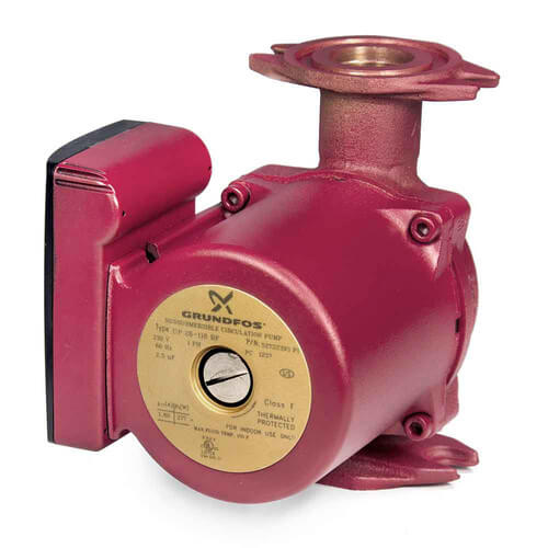 UP26-96BF Bronze Circulator Pump, 1/12 HP, 115 volt