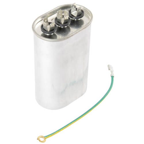 35/5 MFD Oval Dual Capacitor (440V) Product Image
