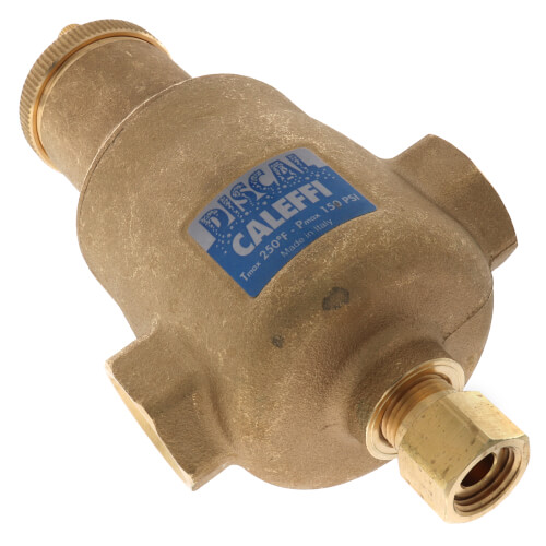 "1-1/2"" NPT Female DISCAL Air Separator"