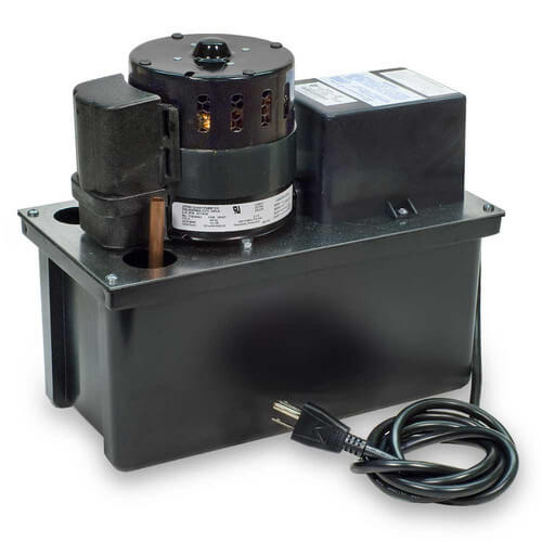 VCL-45ULS, 450 GPH, 230 V In-Pan Condensate Removal Pump w/ Safety Switch