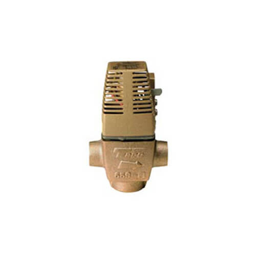 "1"" Sweat 557 Heat Motor Zone Valve"
