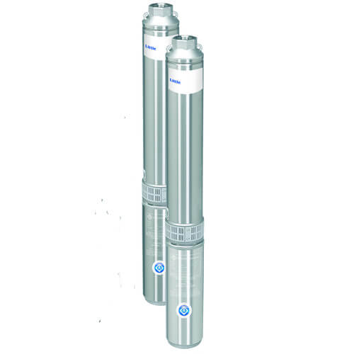 W22G15S9-22S Submersible Deep Well Pump 1-1/2 HP
