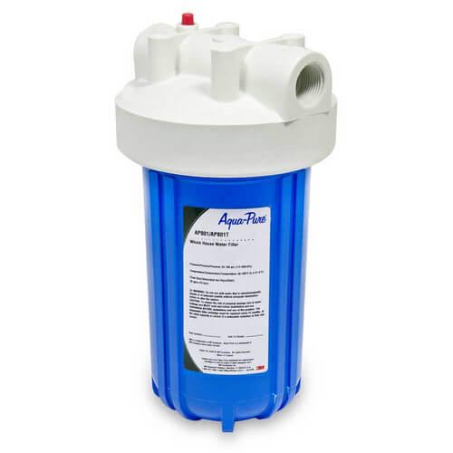 Aqua-Pure AP903, 900 Series High Flow SQC Whole House Filtration System