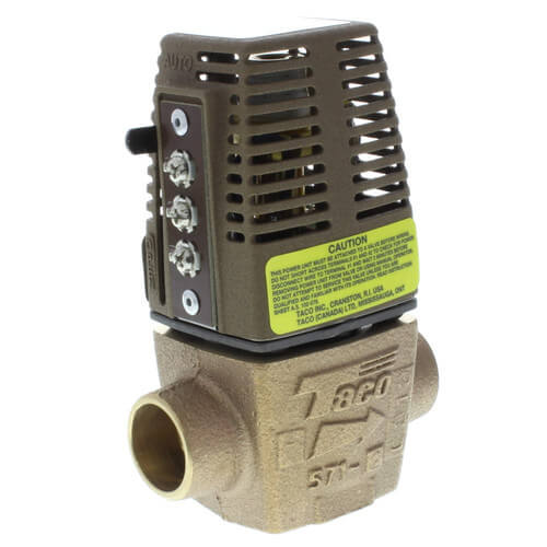 571 2 taco 571 2 3 4 571 sweat zone valve 3 4 571 sweat zone valve product image
