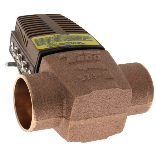 "1-1/4"" 573 Sweat Zone Valve"