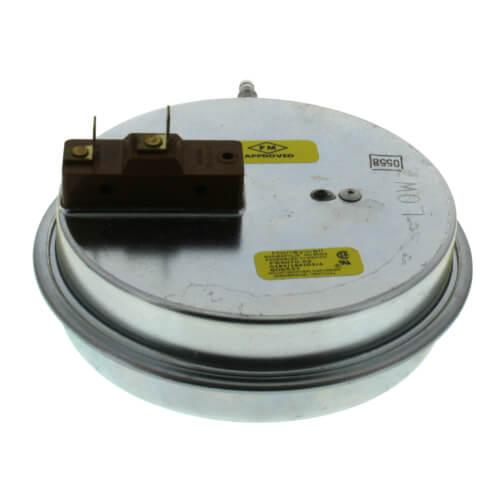 Air Ventilator Switch : Heil quaker icp  vent pressure switch