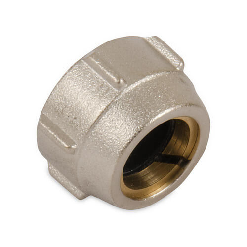"1/2"" Copper Radiator Compression Fitting (2 per set)"