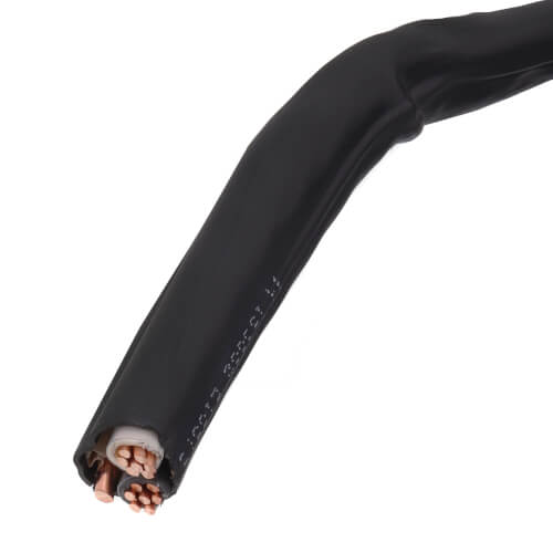 8 AWG, 125' Roll Non-Metallic Sheathed Romex Cable (2 Conductors)