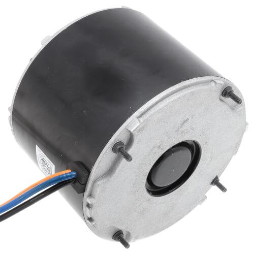 Emerson Motor Technology Wiring Diagram: 825 RPM Condenser Motor CW (1/4