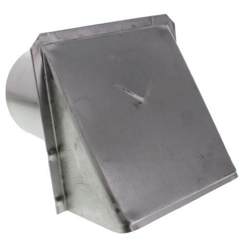 642 Broan 642 Model 642 Aluminum Wall Cap For 4 Quot Round