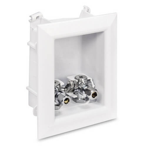 "Ox Box Lavatory Outlet Box Standard Pack - 1/2"" Male PEX Connection"