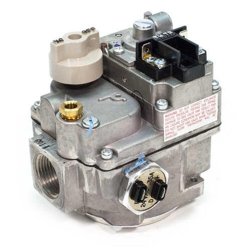 """3/4"""" x 3/4"""" Slow Opening Natural Gas Valve (350,000 BTU) Product Image"""