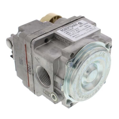 "1/2"" X 3/4"" Combo Gas Valve w/ convertible regulator (240,000)"