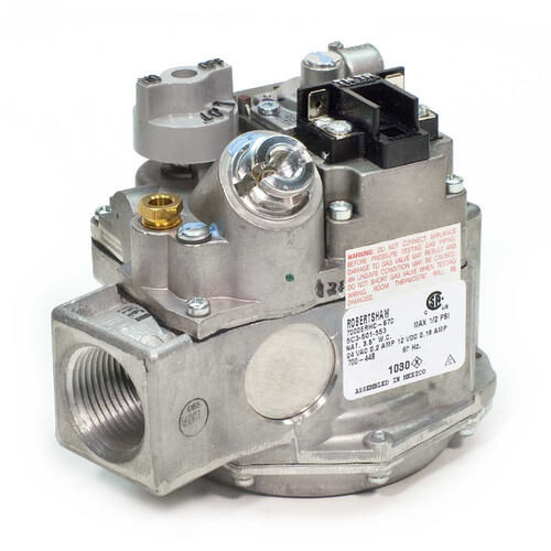 "120v 3/4"" X 3/4"" Gas Valve w/ Thermopile Magnet"
