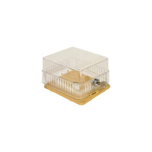Clear Plastic Thermostat Guard BTG-K