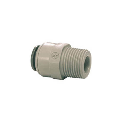 "1/4"" x 1/8"" Connector, Male"
