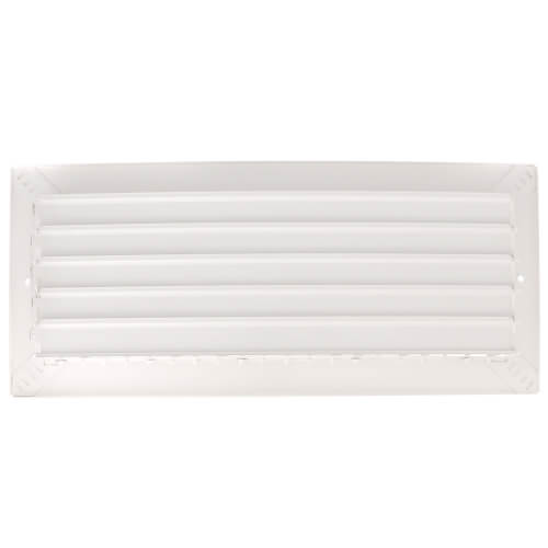 "16"" x 6"" White Commercial Supply Register (821 Series) Product Image"
