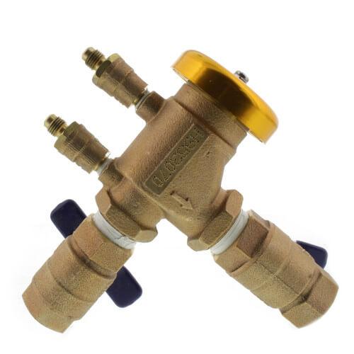 Dbv febco quot pressure vacuum breaker