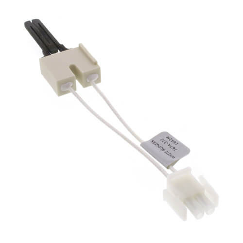 "Hot Surface Ignitor w/ 5-1/4"" leads (inludes amp connection and mounting adapter)"
