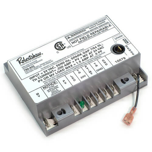 Universal Intermittent Pilot Lockout Ignition Module Product Image