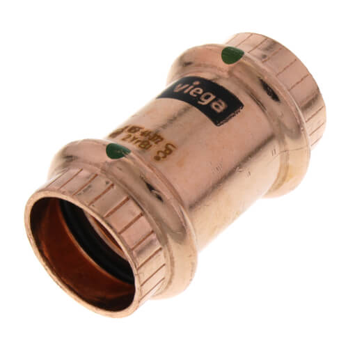 "3/4"" ProPress Copper Coupling - No Stop (Lead Free) Product Image"