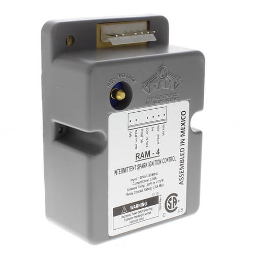 RAM-4 Intermittent Pilot Ignition Control Product Image