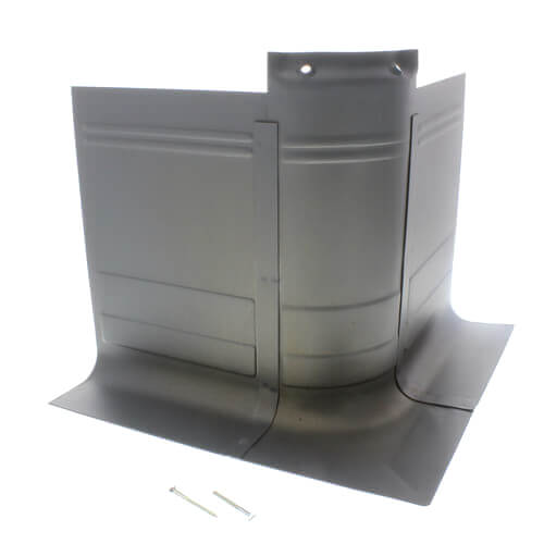 "10-5/8"" Inverted Corner Plate for Baseray 9A Product Image"