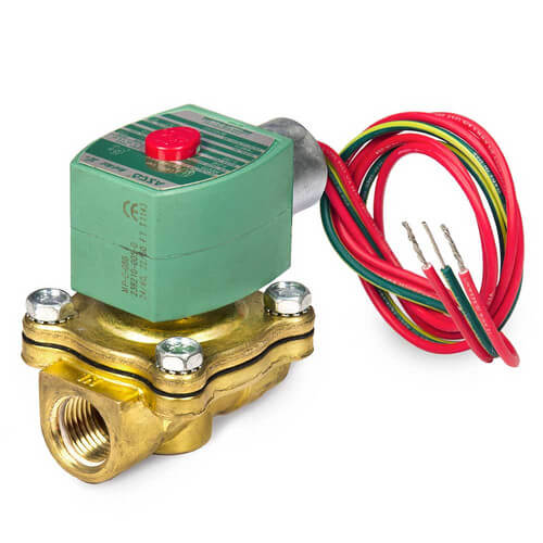 "1/2"" Normally Closed Solenoid Valve, 4 CV (240v)"