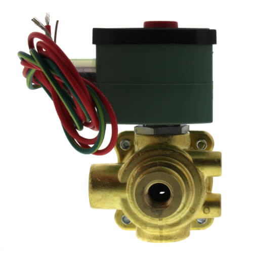 "1/4"" General Purpose Solenoid Valve, .7 CV (120v)"