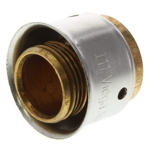 "5/8"" PEX Press Test Plug w/ Attached Sleeve Product Image"