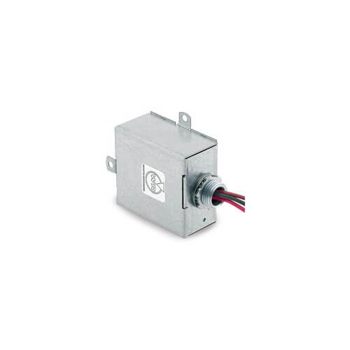 Enclosed Relay, 24 VAC Coil Voltage, SPDT