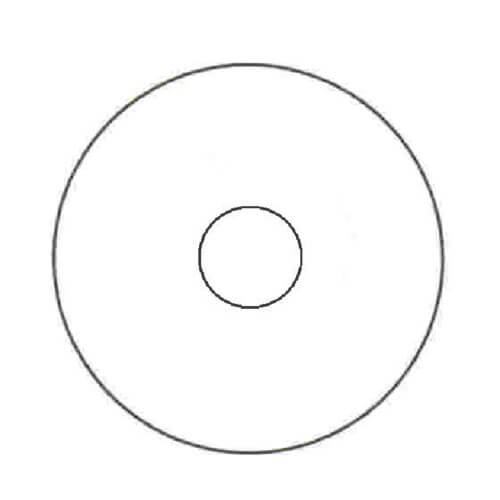 "1/4"" x 1-1/4"" Fender Washer Product Image"