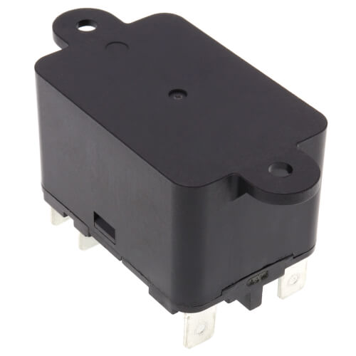 Fan Relay, Type 184, 208/240 VAC Coil, 50/60 Hz, SPNO/SPNC. Coil Data: 6050 Ohms DC Resistance, 12.5 mA (Nominal)