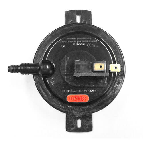 WH10-A, Upper Thermostat w/ E.C.O, Electric