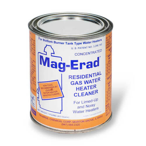 Mag-Erad Non-Toxic Cleaner, 1lb Can