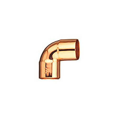 "7/8"" OD FTG x Copper 90 Degree Street Elbow For Air Conditioning"