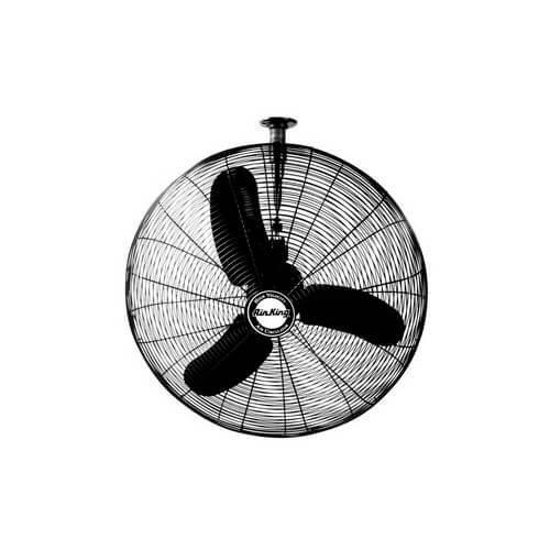 Air King Oscillating Fan : Air king quot speed oscillating