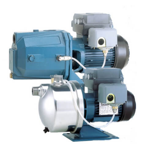 JDF-4 Deep Well Basic Line Cast Iron Jet Pump (230V, 3/4 HP) Product Image