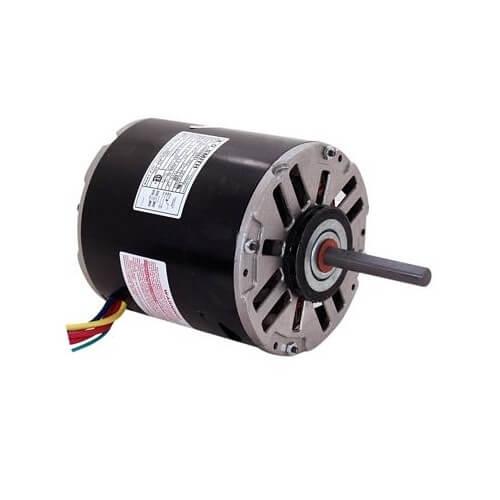 Direct Drive Fan Motor : Century  quot speed direct drive fan