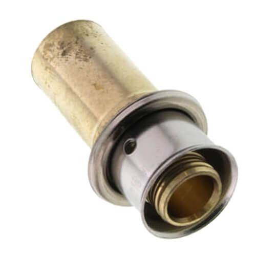 Viega quot pex press copper fitting
