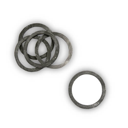 "1-1/4"" Brass Manifold Gasket, spare part"